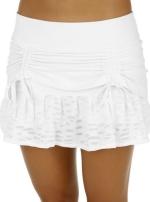 Юбка-шорты для тенниса Ambition Белый