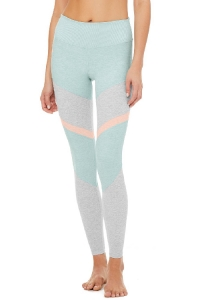Легинсы High-Waist Alosoft Sheila Leg Cloud Heather