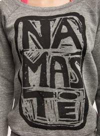 Толстовка флисовая Namaste New