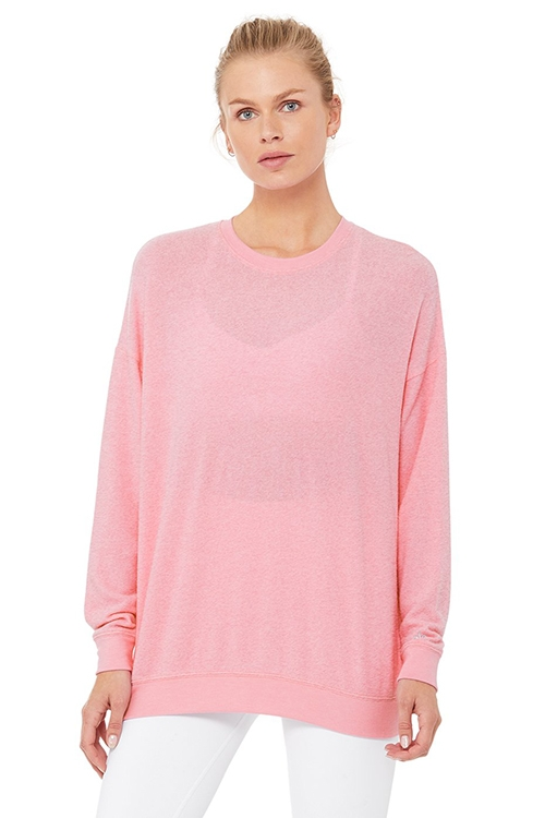 Свитшот Soho Pullover Flamingo Heather