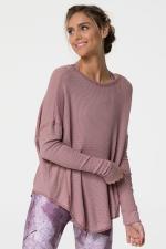 Пуловер Raglan Mauve Pale