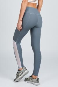 Легинсы для фитнеса Alicante серый