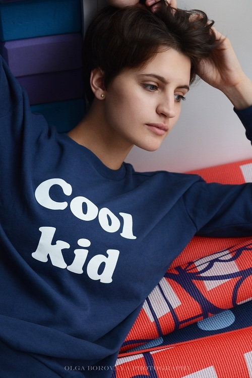 Толстовка Cool Kid