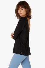 Пуловер Moonrise Черный