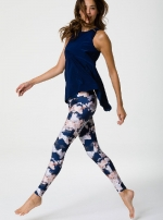 Легинсы спорт High Rise Legging Nomad Blossom