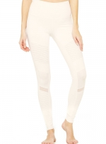 Легинсы High-Waist Moto Legging Pristine