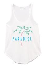 Топ Bella Paradise White