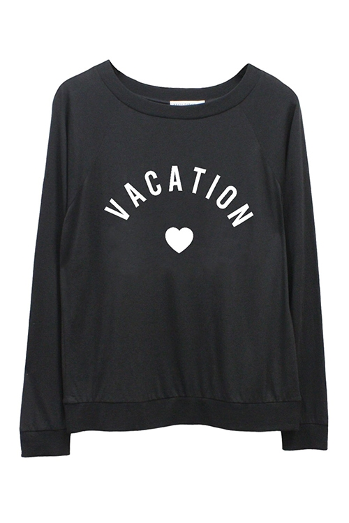 Пуловер Vacation Long Sleeve