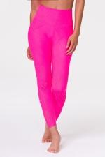 Легинсы Selenite Midi Neon Pink