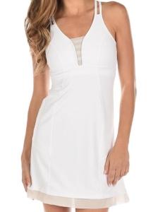 Платье для тенниса Sprint Белый
