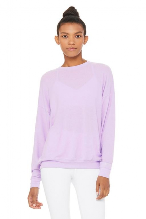 Свитшот Soho Pullover Ultraviolet Heather