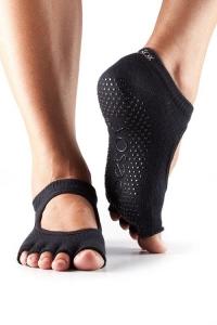 Носки для йоги Grip черный