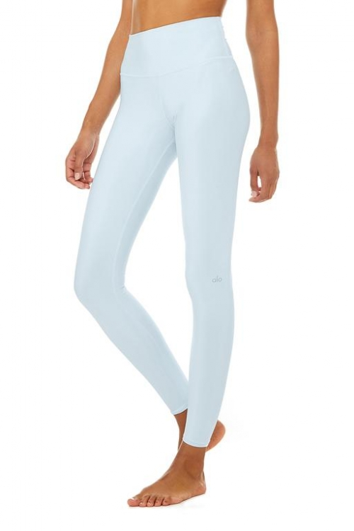 Легинсы High-Waist Airlift Legging Powder Blue