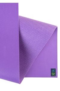 Коврик для йоги Level One Purple
