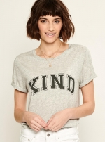 Футболка Loose Tee Kind Grey