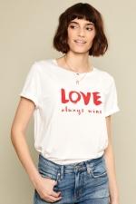 Футболка Loose Tee - Love Always Wins