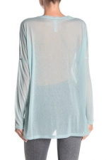 Топ Arrow Long Sleeve Cloud