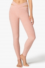 Легинсы спорт East Bound Long Legging Pink Shell