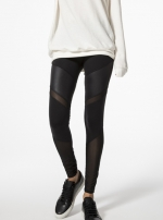легинсы спорт High-Waist Sheila Legging Black