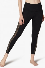 Легинсы спорт Lace Way High Waisted Midi Legging