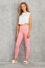 Легинсы High-Waist Airbrush Macaron Pink