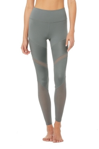 легинсы спорт High-Waist Sheila Legging Concrete