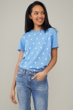 Футболка Boy Tee Mini Stars Sky Blue