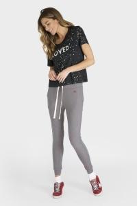 брюки спорт RICK PANT CHARCOAL