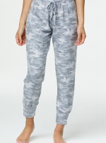 Брюки Weekend Cozy Camo Gray