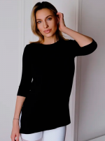 Футболка Asymmetric Black