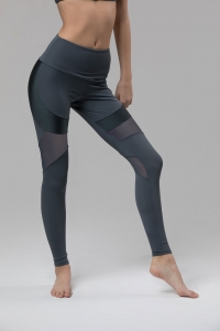 Легинсы спорт Royal Legging Slate Grey