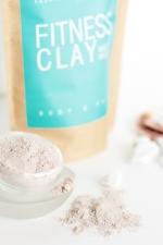 Глина для лица и тела Fitness clay