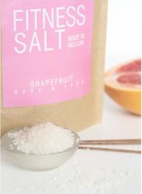 Соль для ванны Fitness salt