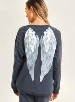 Толстовка Дымчатые Крылья