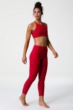 Топ для фитнеса Selenite Heart Red