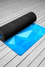 Коврик для йоги из натурального каучука Antarctica by Yoga Id