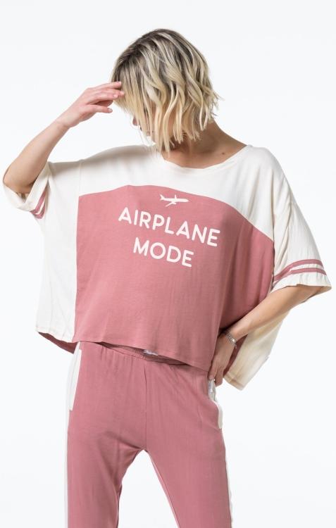 Футболка Airplane Mode Baggy Team