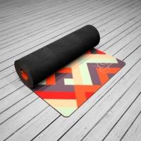 Коврик для йоги из натурального каучука Morocco by Yoga Id