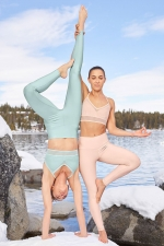Топ для фитнеса Luxe bra nectar