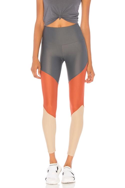 Легинсы спорт High Track Legging Copper Combo