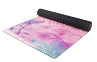 Коврик для йоги из натурального каучука Sky Mandala