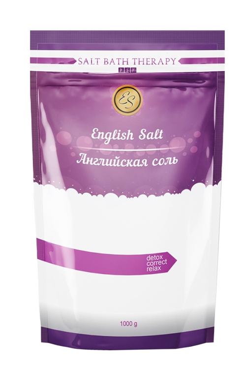 Английская соль для ванн