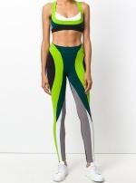 Легинсы для фитнеса Kimi Green