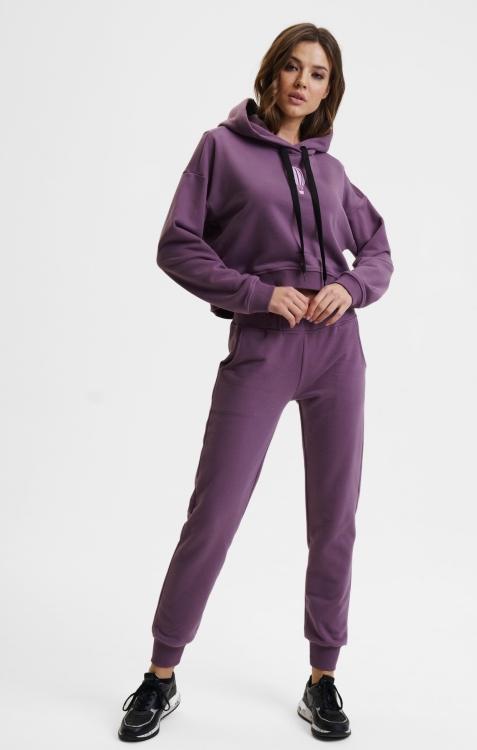 Брюки -джогеры Base Фиолетовый