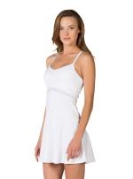 Платье для тенниса Power Белый
